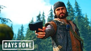 Days Gone - Full Game Part 1 - No Commentary
