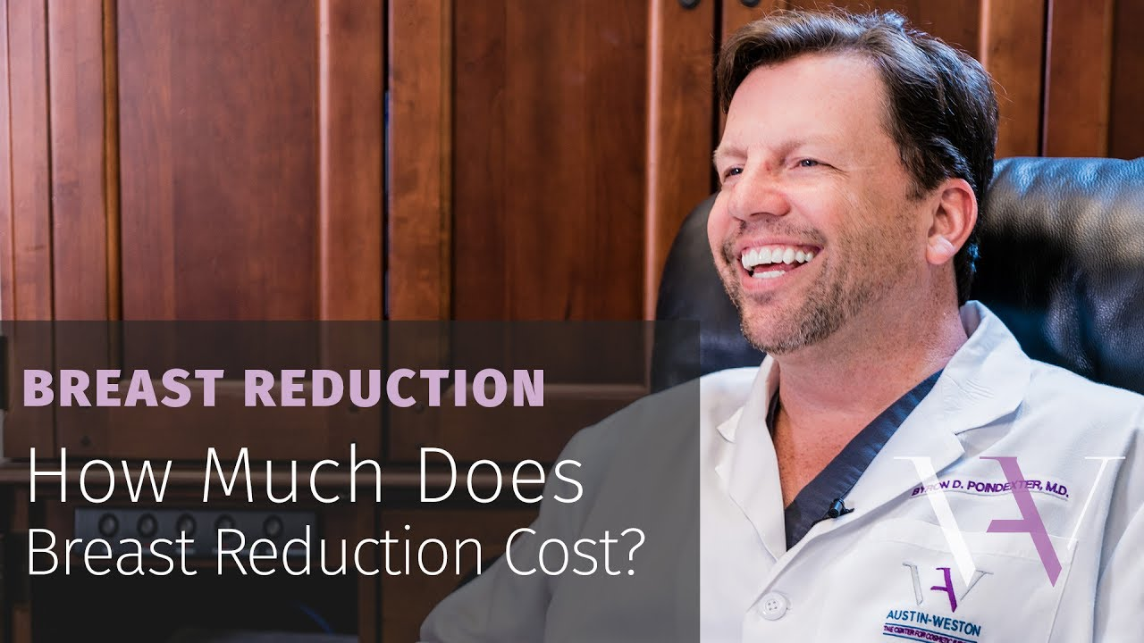 What Does a Breast Reduction Cost?