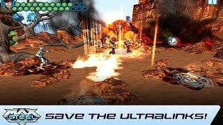 Max Steel игра на Андроид и iOS