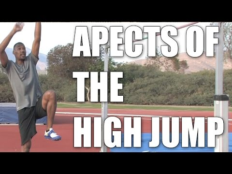 Aspects of the High Jump : High Jump Tips