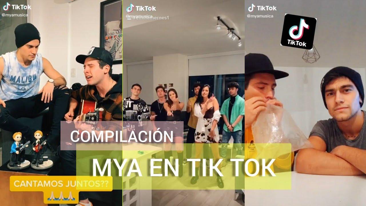 MYA en TIK TOK (Compilación)