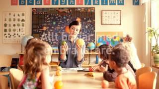 Allt börjar med en bra lärare