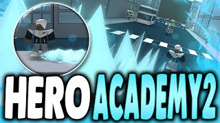 NEW BOKU NO HERO GAME SEQUEL | Heroes Academy 2 in Roblox | iBeMaine
