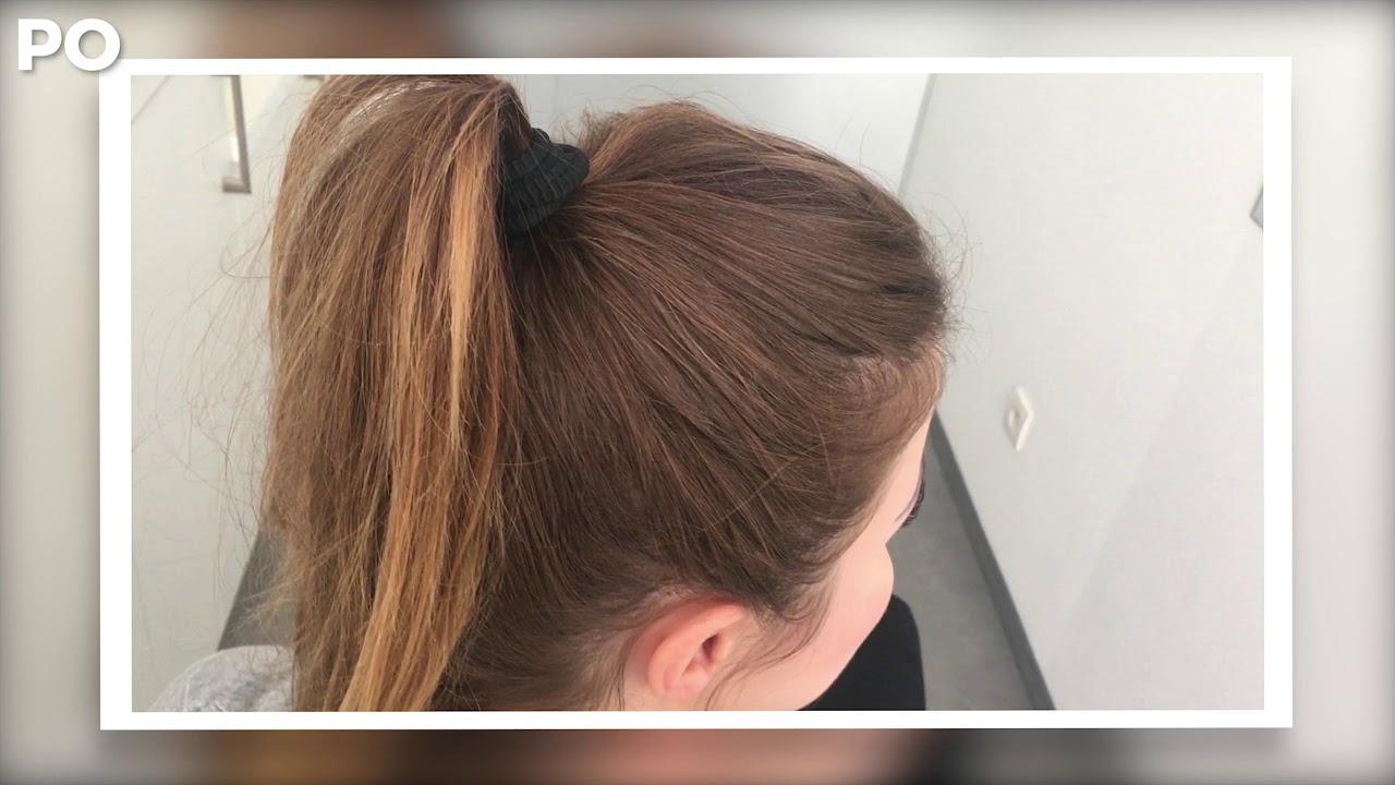 Kucyk Warkocze Zagęszczanie I Przedłużanie Włosów