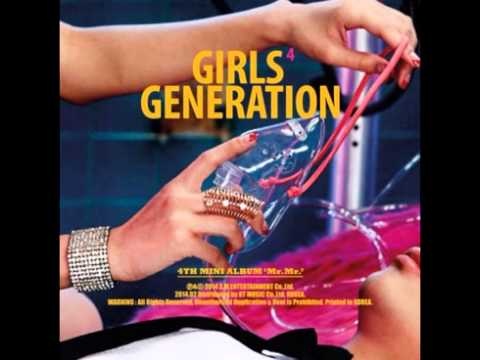 Girls' Generation - Mr Mr [Mp3/DL]