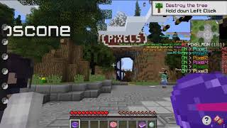 Pixelmon I STILL HAVE ALL MY OLD STUFF