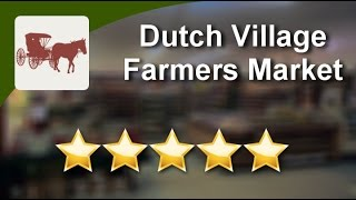 Dutch Village Farmers Market Upper Marlboro          Impressive           Review by Esther Z.