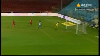 Mihai Popescu aproape de autogol! Dacia Braila - Dinamo! Cupa Romaniei - 16-imi