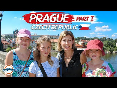 Prague Czech Republic - The Heart of Europe   90+ Countries With 3 Kids