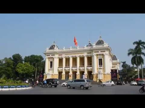 Hanoi Opera House @ Vietnam