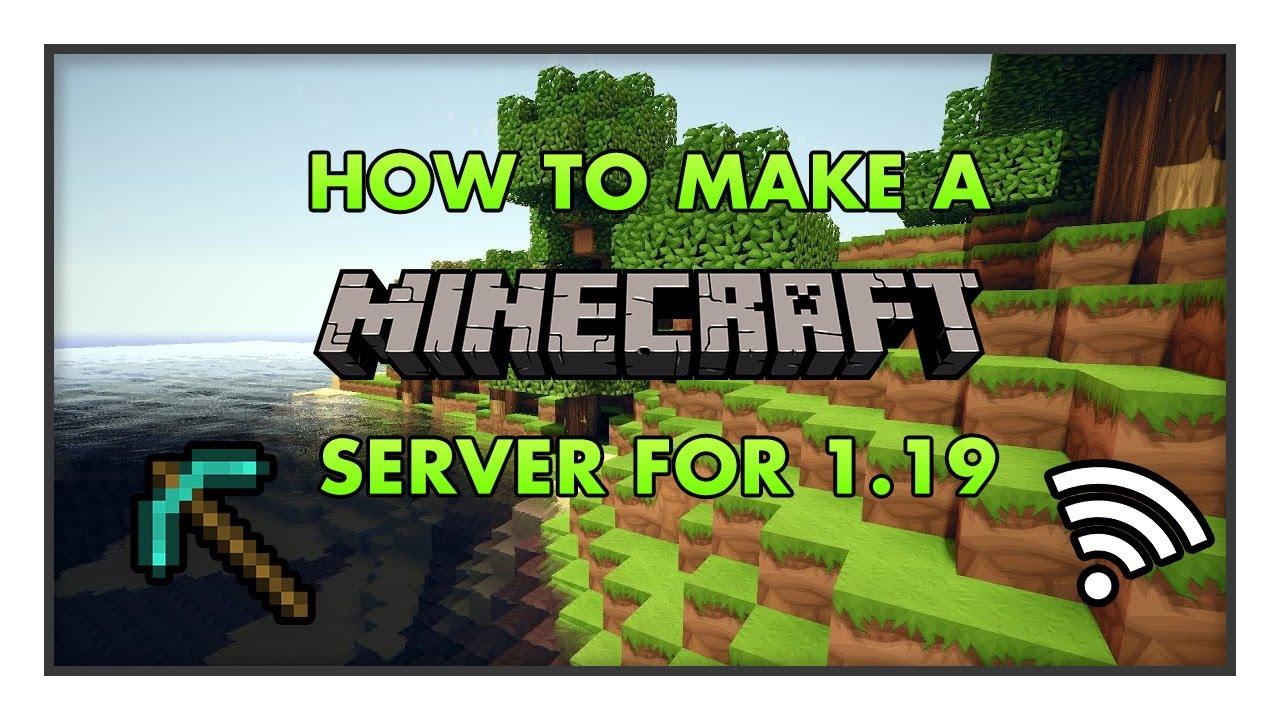 how to make a minecraft server for youtube. Black Bedroom Furniture Sets. Home Design Ideas