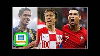2018 World Cup: Sky Sports readers pick their team of the tournament