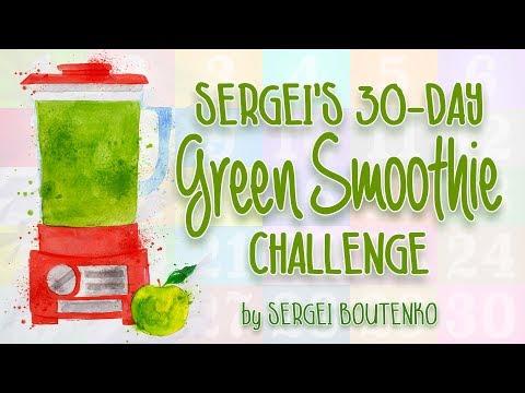 30-Day Green Smoothie Challenge 2018 (full movie)