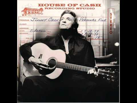 Johnny Cash - Matthew 24 (Is Knocking At The Door)