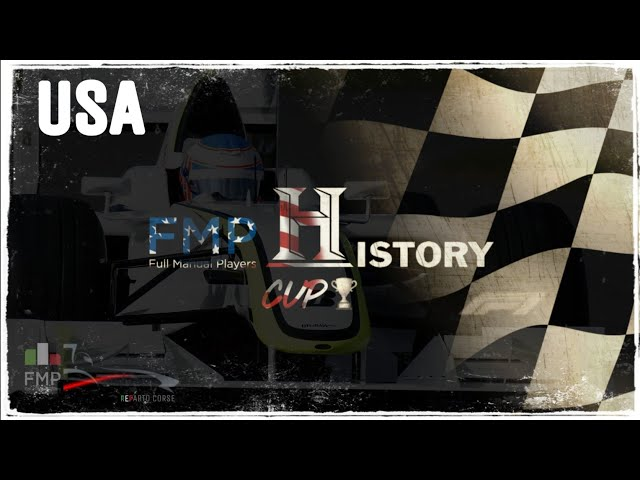 FMP History Cup #4 USA