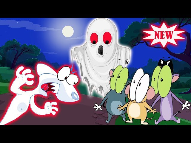 Rat-A-Tat |'Don and Friends Real Ghost Compilation #1 New Video'| Chotoonz Kids Funny Cartoon Videos