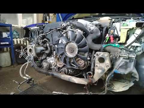 Замена ГРМ пассат  Б5 / replacement timing belt Volkswagen Passat B5