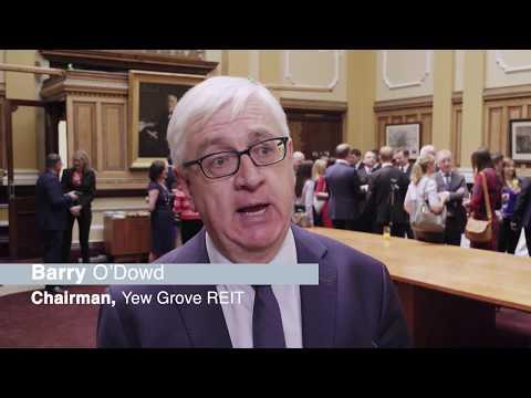 Yew Grove Reit lists on Euronext Dublin