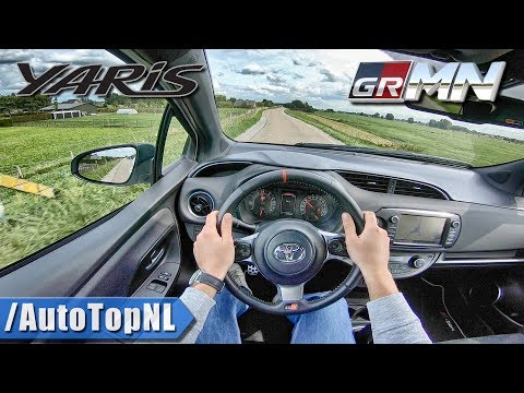 Toyota Yaris GRMN 212HP | 1 of 600 | POV Test Drive by AutoTopNL
