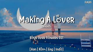 Download Mp3  Indosub  Ss501 - Making A Lover  애인만들기   Boys Over Flowers Ost
