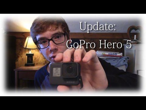 Gopro 5 software update - how to update your hero5 black