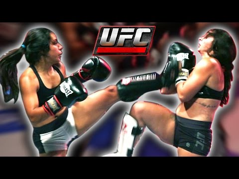 Thumbnail: Women Train Like UFC Fighters For 60 Days