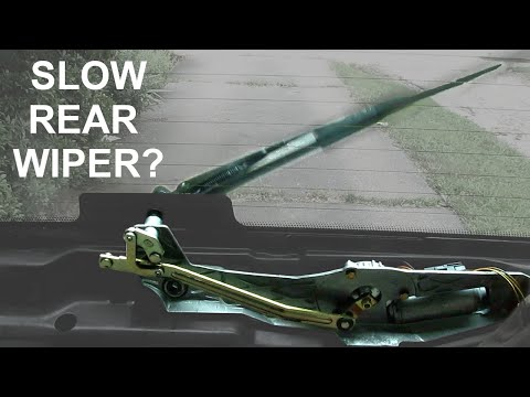 how to change wiper blades 2006 pontiac g6