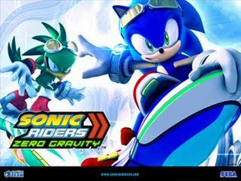 Un Gravitify By Cashell Theme Of Sonic Riders Zero