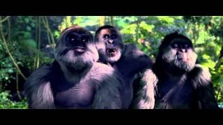 TARZAN - Official Trailer (version française)