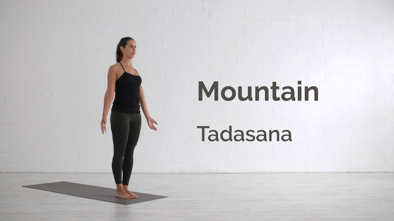 Mountain Pose En Espanol