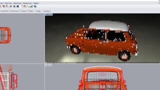 Raytraced | New drawing mechanism | Test CPU OpenCL