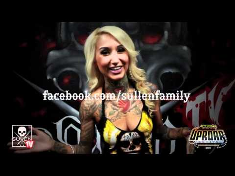 Rockstar Energy Drink Uproar Tour Miss Uproar Finals Announcement with Bernadette