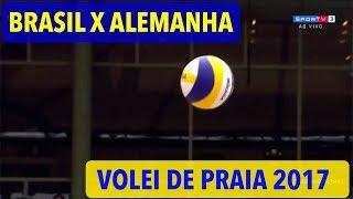 Ágatha/Duda (BRA) x Ludwig/Walkenhorst (GER) - FINAL - Torneio dos Campeões de Vôlei de Praia