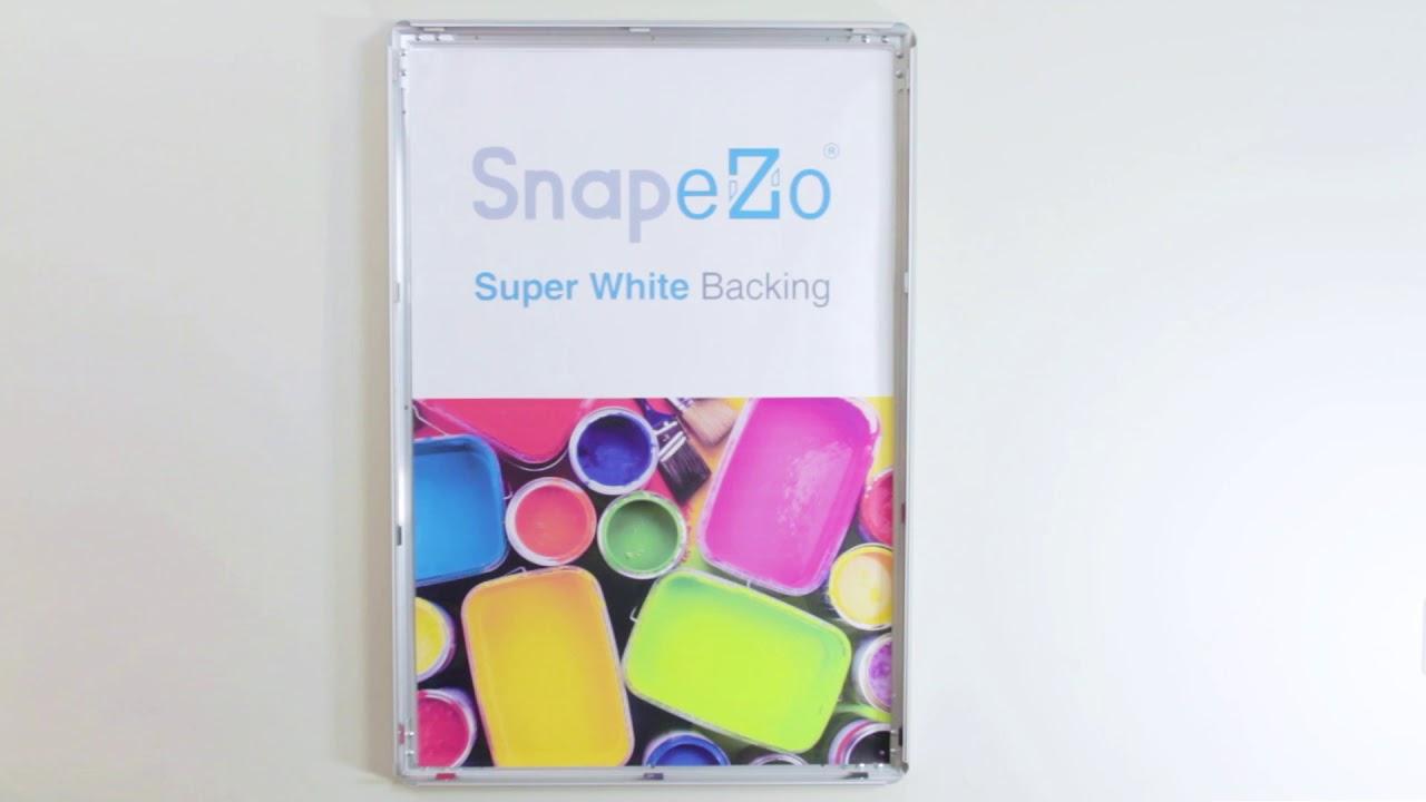 SnapeZo® Demonstration Video - YouTube