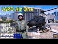 LAPD Air One Patrol | GTA 5 LSPDFR Episode 362