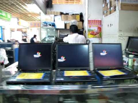 Cenkaetaya - China: Guangzhou computer market - Martyr Park2