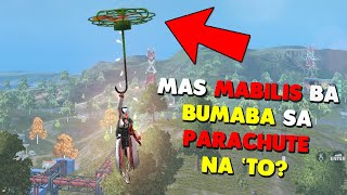 MAS NABIBILISAN AKO SA PARACHUTE NA TO! ( RULES OF SURVIVAL : BATTLE ROYALE )