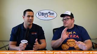 Cottage Inn Pizza Center - Pre-Gourmet Madness Coverage