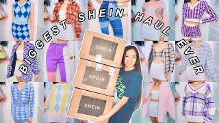 HUGE $1500 SHEIN TRY-ON HAUL 2020 | 50+ items (cute & affordable)