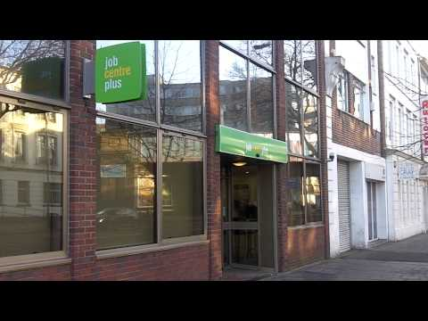 Jobcentre Plus Stock Footage 1
