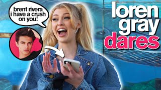 LOREN GRAY SAYS YES TO EVERYTHING *TikTok Pranks, Dares & Photo Challenges*
