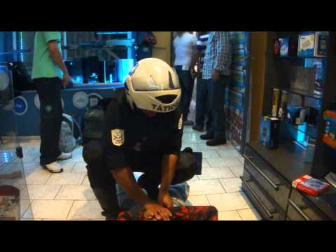 Assalto em São José