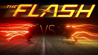 The Flash - vs. Reverse Flash, First Fight