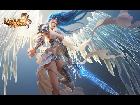 Don't click the link don't play this game, League of Angels, I try to sell out