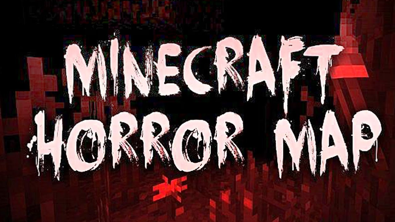 horror minecraft map