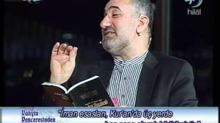Cibril hadisi ve imanın şartları konusu - Mustafa İSLAMOĞLU