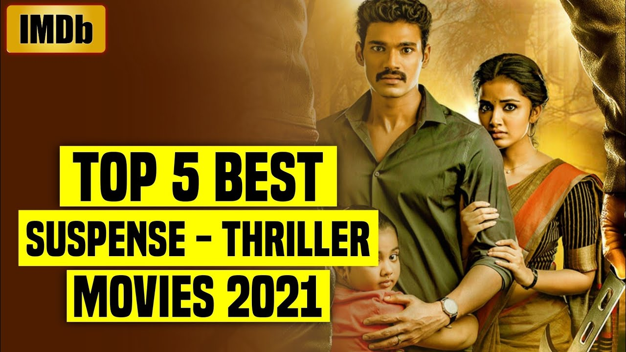 Download Top 5 Best South Indian Suspense Thriller Movies (IMDb) - You Must Watch | Hidden Gems |