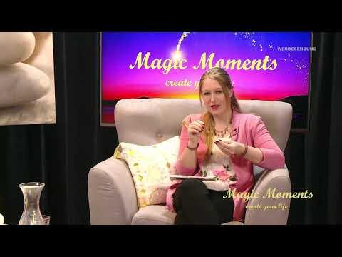 Wie kreieren wir magische Momente? Melanie Jurak mit Magic Moments