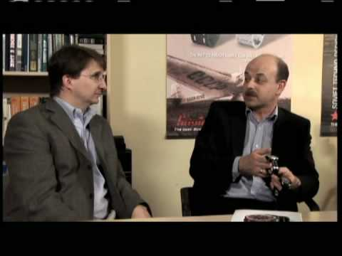 Vostok-Europe Maxim Gorky Watch Interview