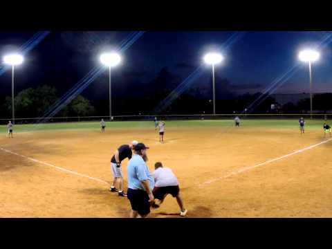 2014 Tampa City Slow Pitch Softball Tournament - Game 1 - Team BOOM
